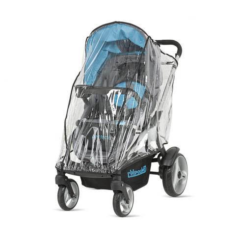 Chipolino Дъждобран за комбинирана количка универсален
